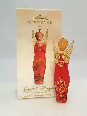 Hallmark Keepsake Ornament  2005 Cordelia - Joyful Tidings Angels - #QP1805