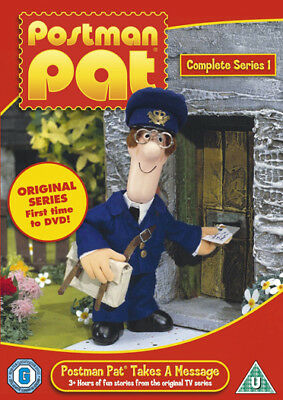 Postman Pat Series 1 Dvd New 2014 Region 2