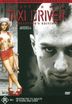 Taxi Driver (Collector's Edition) - Brand New DVD Region 4