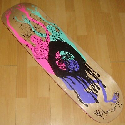 "WELCOME Skateboard Deck - Here It Comes on Amulet - 8.125"" x 31.75"""