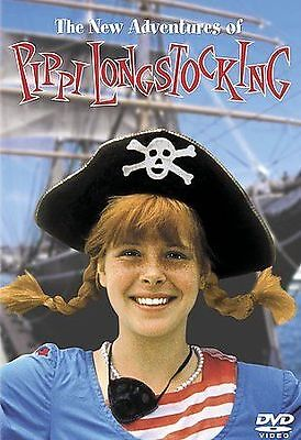 New Adventures of Pippi Long  NEW DVD FREE SHIPPING!!