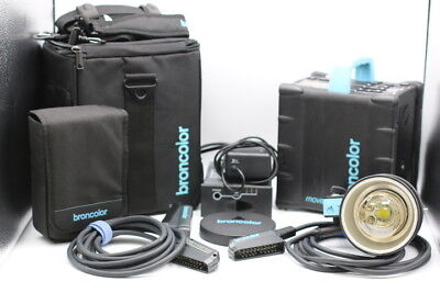 PRE-OWNED Broncolor Move 1200 L Outdoor 1-Light Kit GREAT LIGHT KIT - EXCELLENT