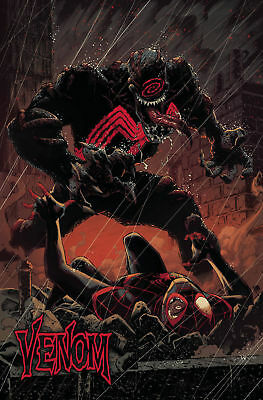 Venom #3 2018 2Nd Print 1St Knull God Of The Symbiotes Nm Cates Stegman Pre Sale