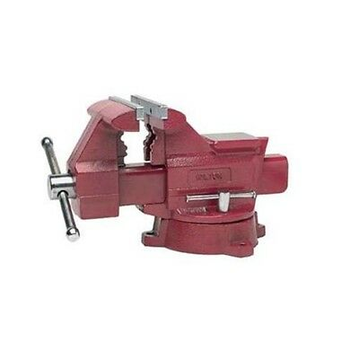 Wilton 674 4-1/2-Inch Jaw Width by 4-Inch Opening Utility Workshop Vise