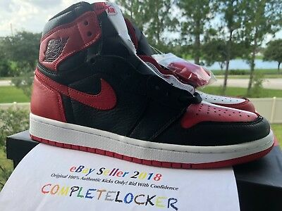 65729245e8d NIKE Air Jordan 1 Retro High OG NRG Homage to Home Bred Chicago 861428-061