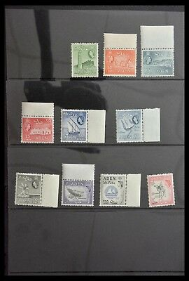 Lot 28995 Collection stamps of British Commonwealth.