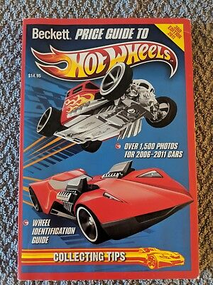 Beckett Price Guide to Hot Wheels 3rd Edition 2011; 2006-2011