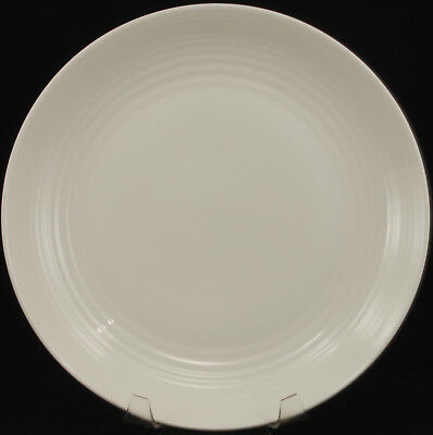 Royal Doulton Maze White Dinner Plate