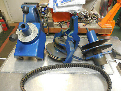 Powermatic Drill Press Model 1200 Speed Reduction Assembly Nice! Rare