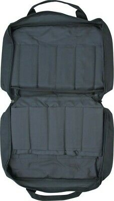 Carry All AC128 Black 22 Knife Storage Pack Protector Padded Travel Case Pouch