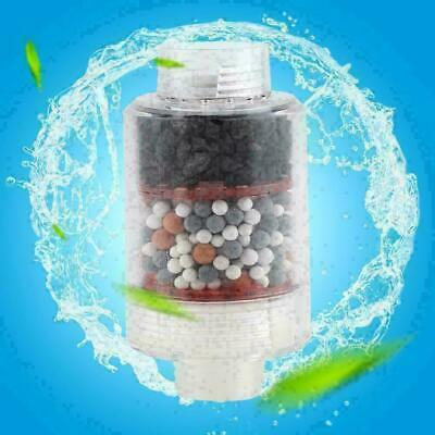 Water Filter Purifier In Line Faucet Shower Head Batch Kitchen Softener Chlorine