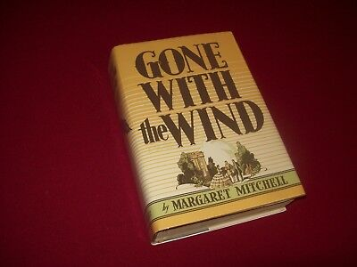 Gone With the Wind by Margaret Mitchel (1936) November Printing Hardcover Book