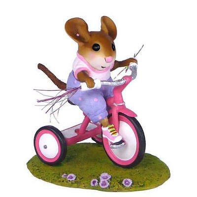 TINY TRIKE by Wee Forest Folk, WFF# M-526, PINK Girl - New for 2015!