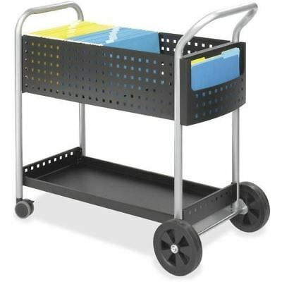 Safco Scoot Mail Cart 5239BL