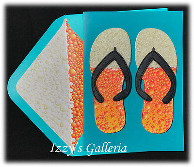 3b9290f668a9a5 Papyrus Nataliya Kostenyukova Summer Sandals Father s Day Relax Enjoy Card