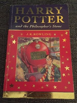 1st Edition - Harry Potter and the Philosopher's Stone - Rowling - Celebration