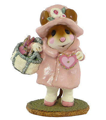 HAVE A HEART by Wee Forest Folk, WFF# M-318, PINK