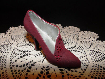 Just The Right Shoe Miniature High Heel Pastiche 1980 - Item 25048