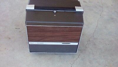 Bell & Howell 456A Compatible 8mm Super 8 Autoload Movie Projector w/ Lamp