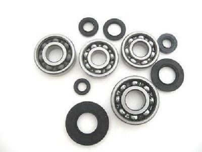 Engine Bottom End Bearings and Seals Kit Honda Elsinore - 62-0046 - Boss Bearing