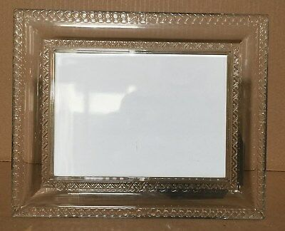 WATERFORD CRYSTAL PICTURE FRAME- 10-1/2\