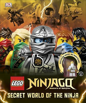 LEGO® Ninjago The Secret World of the Ninja, ,