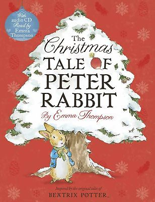 The Christmas Tale of Peter Rabbit. Book and CD, Thompson, Emma