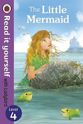 The Little Mermaid - Read it yourself with Ladybird, ,