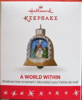 Hallmark 2016 - A World Within - 2nd in the World Within Series - NEW