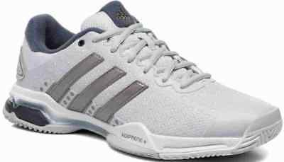 8345/KS adidas Performance BARRICADE TEAM 4 Tennisschuh Gr. 42 grau