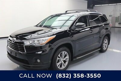 Toyota Highlander XLE Texas Direct Auto 2015 XLE Used 3.5L V6 24V Automatic FWD SUV