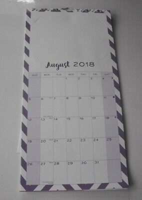 2018 Hanging Wall Calendar Large Month 2 View, Planner space each day for notes