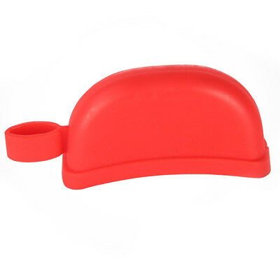 2pcs/set Pot  Handle Cover Pan Grip Pot Saucepan Silicone Heat Resistant