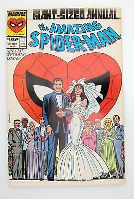 Amazing Spider-Man King-Size Annual #21 (VF/NM) 9.0,