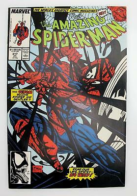 Amazing Spider-Man #317 (VF/NM) 9.0, Marvel Comics, Venom, Todd McFarlane-a