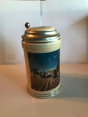 John Deere Kansas City Limited Edition 125th Anniversary # 20 of 1000 Stein