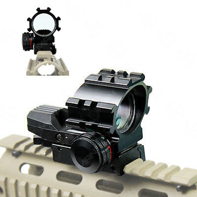 HD-1112 Tactical 1X33 Red And Green Dot Reflex Sight with four Reticle Hunting
