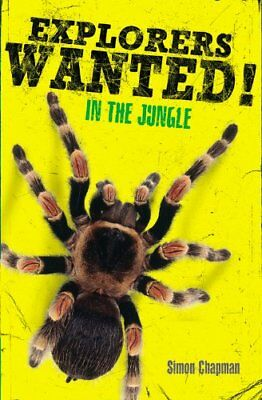 In the Jungle (Explorers Wanted!),Simon Chapman