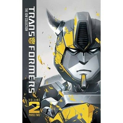 Transformers IDW Collection Phase 2 Volume 2 Hardcover