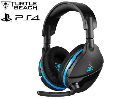 Turtle Beach Stealth 600P Wireless Gaming Headset For PS4 - Black