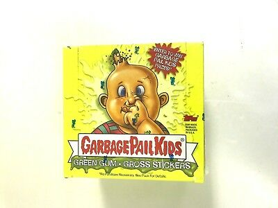 2003 Topps Garbage Pail Kids Gross Stickers Box