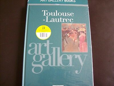 DeAgostini Art Gallery Artists Book Collection # 19 Toulouse-Lautrec & Tiepolo