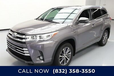 Toyota Highlander AWD XLE 4dr SUV Texas Direct Auto 2018 AWD XLE 4dr SUV Used 3.5L V6 24V Automatic AWD SUV