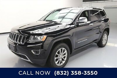 Jeep Grand Cherokee Limited Texas Direct Auto 2015 Limited Used 3.6L V6 24V Automatic 4WD SUV Premium