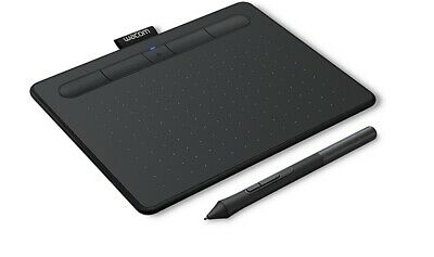 Wacom Intuos Bluetooth Graphics Tablet (Small/ Black)