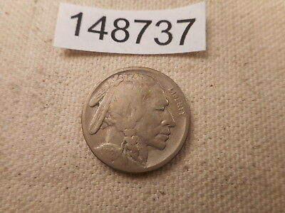 1920 S Buffalo Nickel - Collection Set Break Nice Unslabbed Raw Coin - # 148737