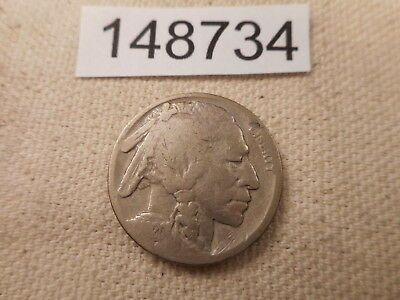 1920 S Buffalo Nickel - Collection Set Break Nice Unslabbed Raw Coin - # 148734