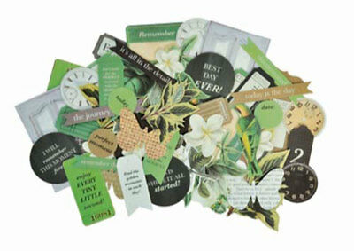 *A&B* KAISERCRAFT Scrapbooking Collectables - Limelight - CT786 - LIMITED STOCK