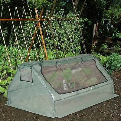 6ft Garden Plants Greenhouse Tent Net Mesh Shade Grow House Portable Outdoor PE