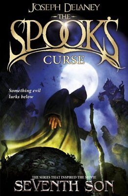 The Spook's Curse: Book 2 (The Wardstone Chronicles),Joseph De ,.9781782952466